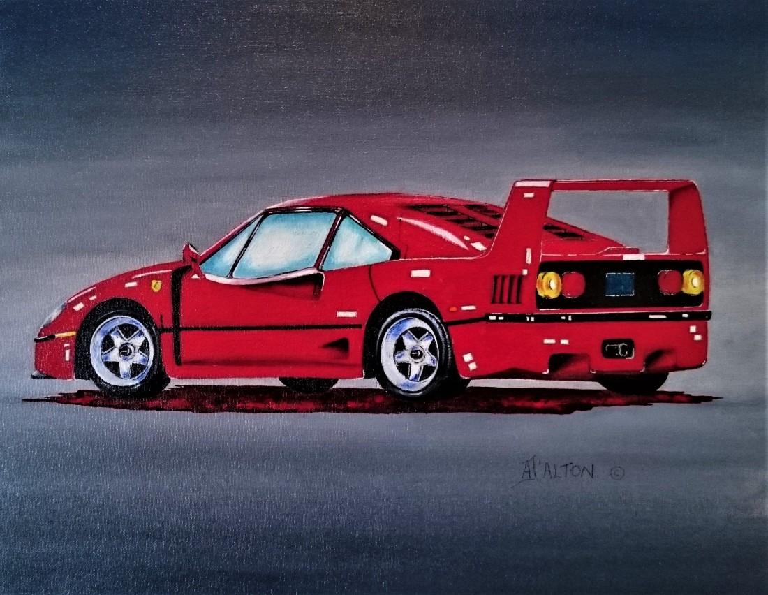 Ferrari 40